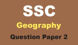 Geography Board Sample Question Paper Set 2 | ebalbharati