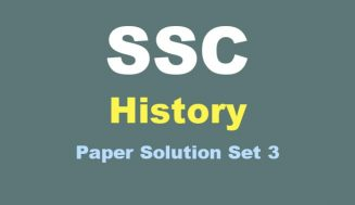 10 std History Answers | Set 3 | Balbharati | Practice Paper 2019